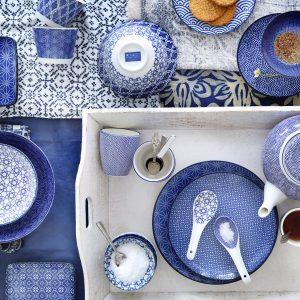 Nippon Blue liggend