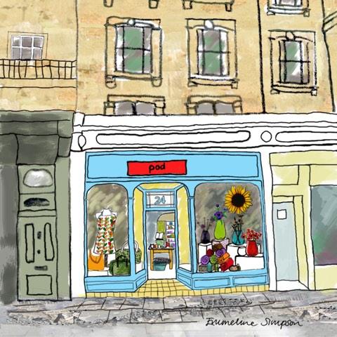 Bristol Pod Shop